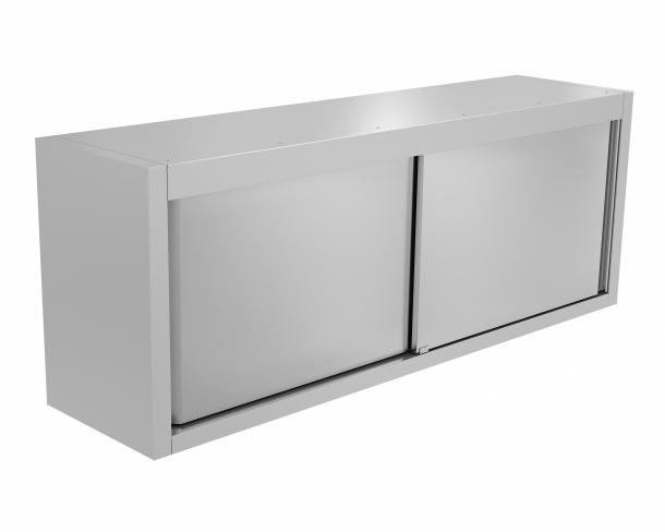 Шкафы навесные из нержавеющей стали