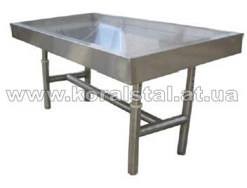 столы для рыбы